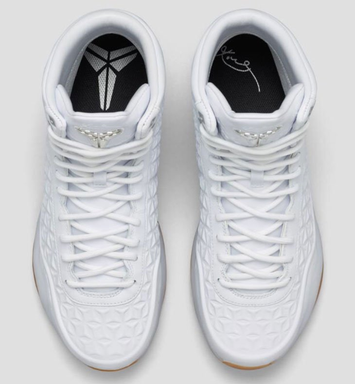 "new product 1bd6b f2598 The Nike Kobe 10 High EXT ""White Gum"" is Out - ZIMBUZZ"