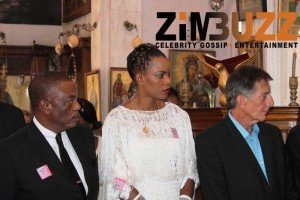 General and Mrs Chiwenga
