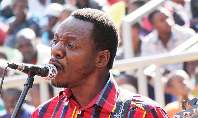 Alick Macheso Pic by The Standard