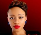 Actress, MC, radio and TV personality, Thando Thabethe